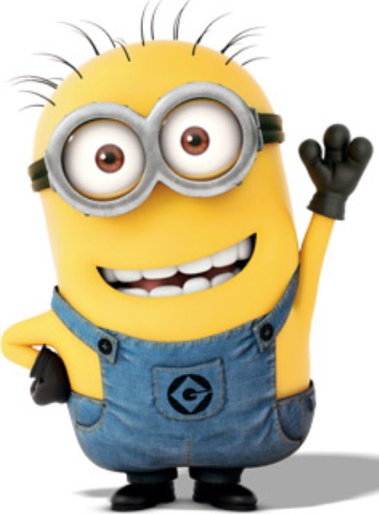 animated minions clipart - photo #49