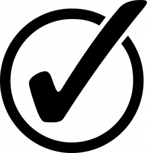 Free Clipart Check Mark Clipart Best