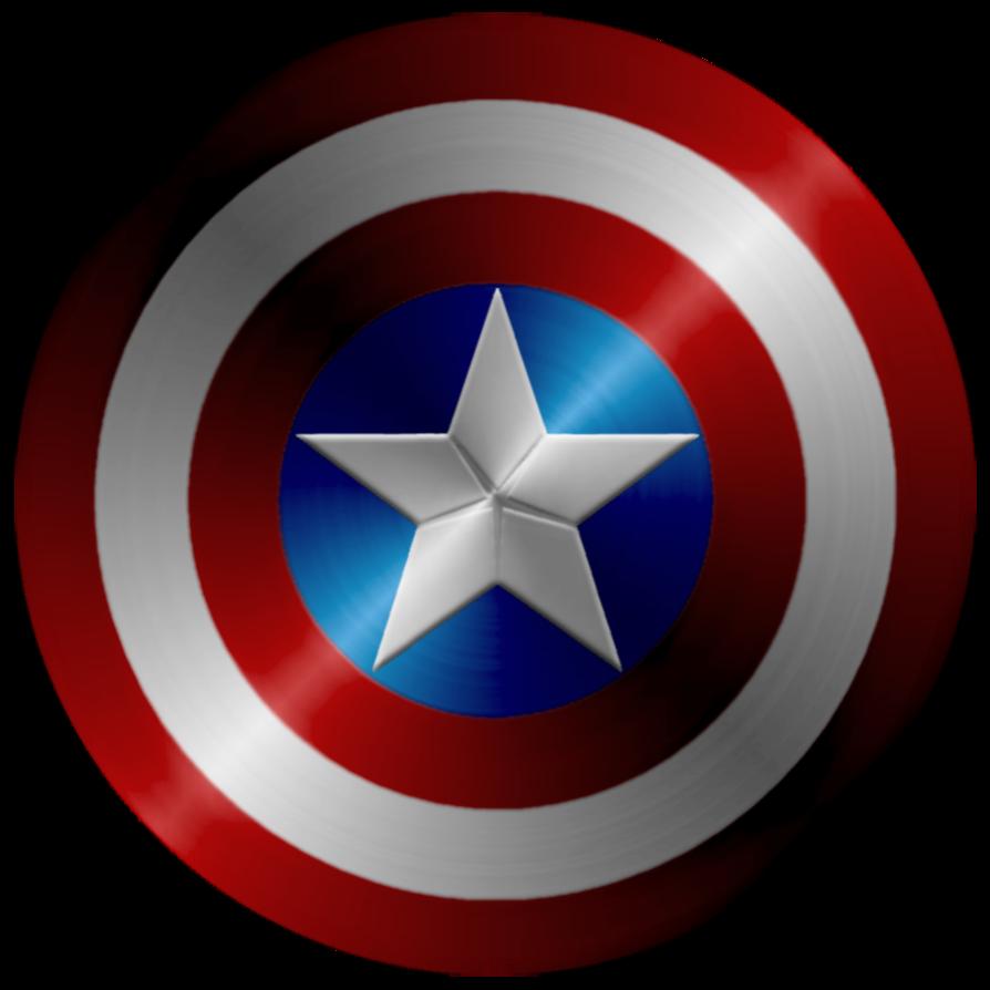 Captain America Logo Png - ClipArt Best