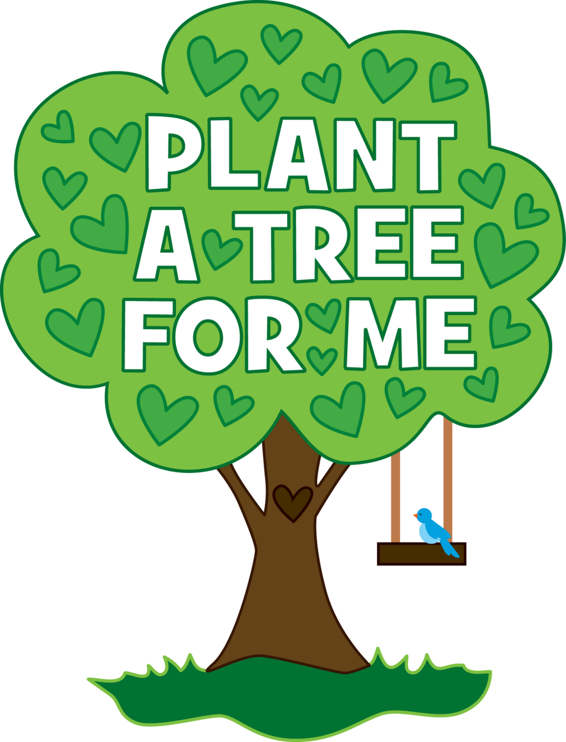 Tree Planting Clipart - Free to use Clip Art Resource