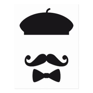 French Mustache Gifts on Zazzle