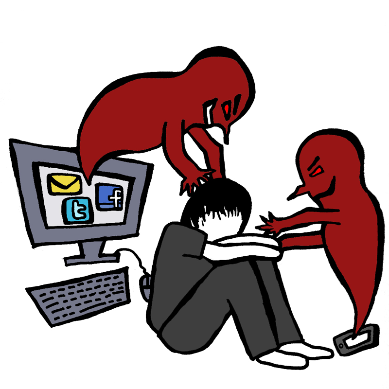 Cyber Bullying - ClipArt Best