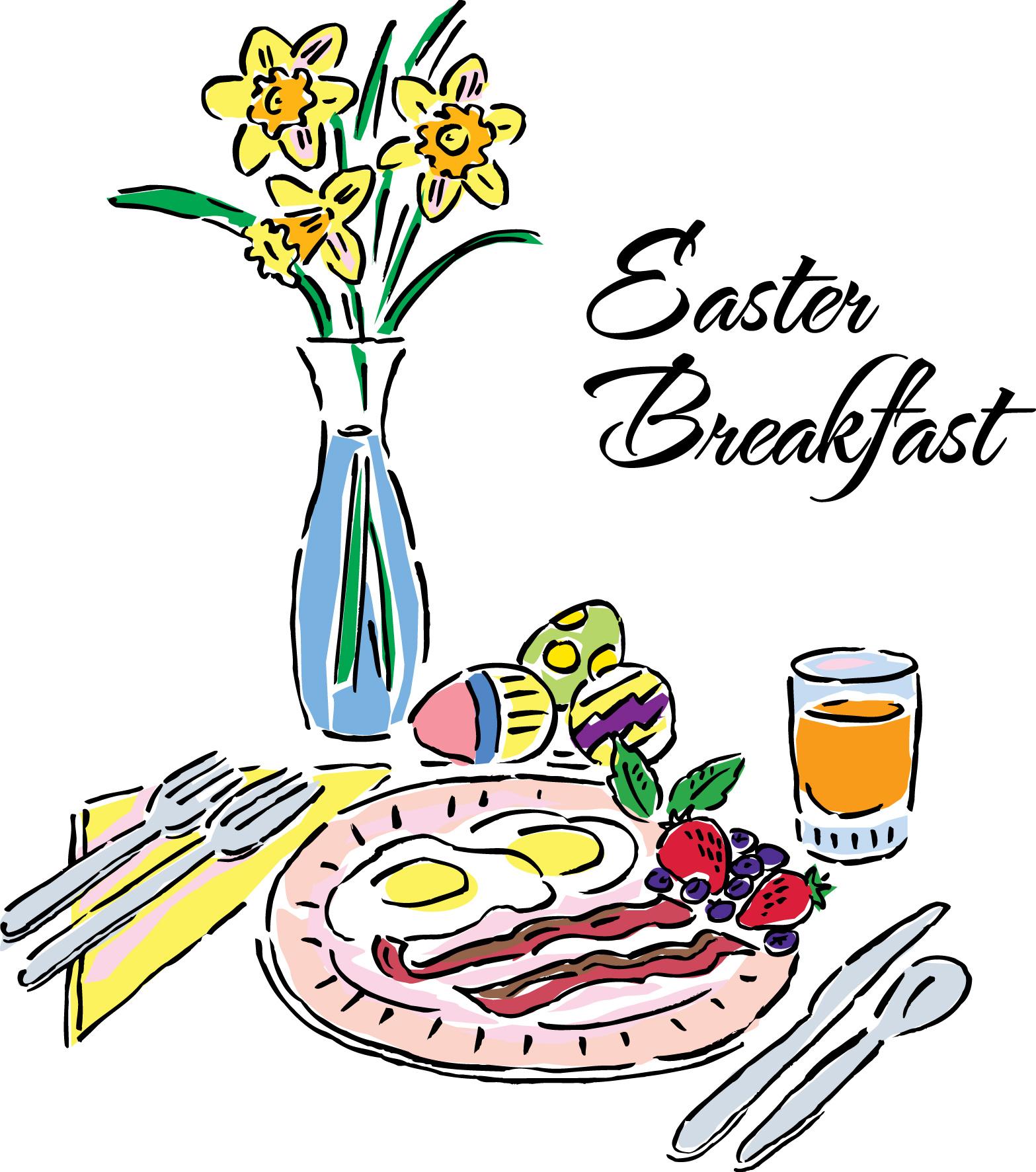 Potluck Breakfast Pictures Clip Art