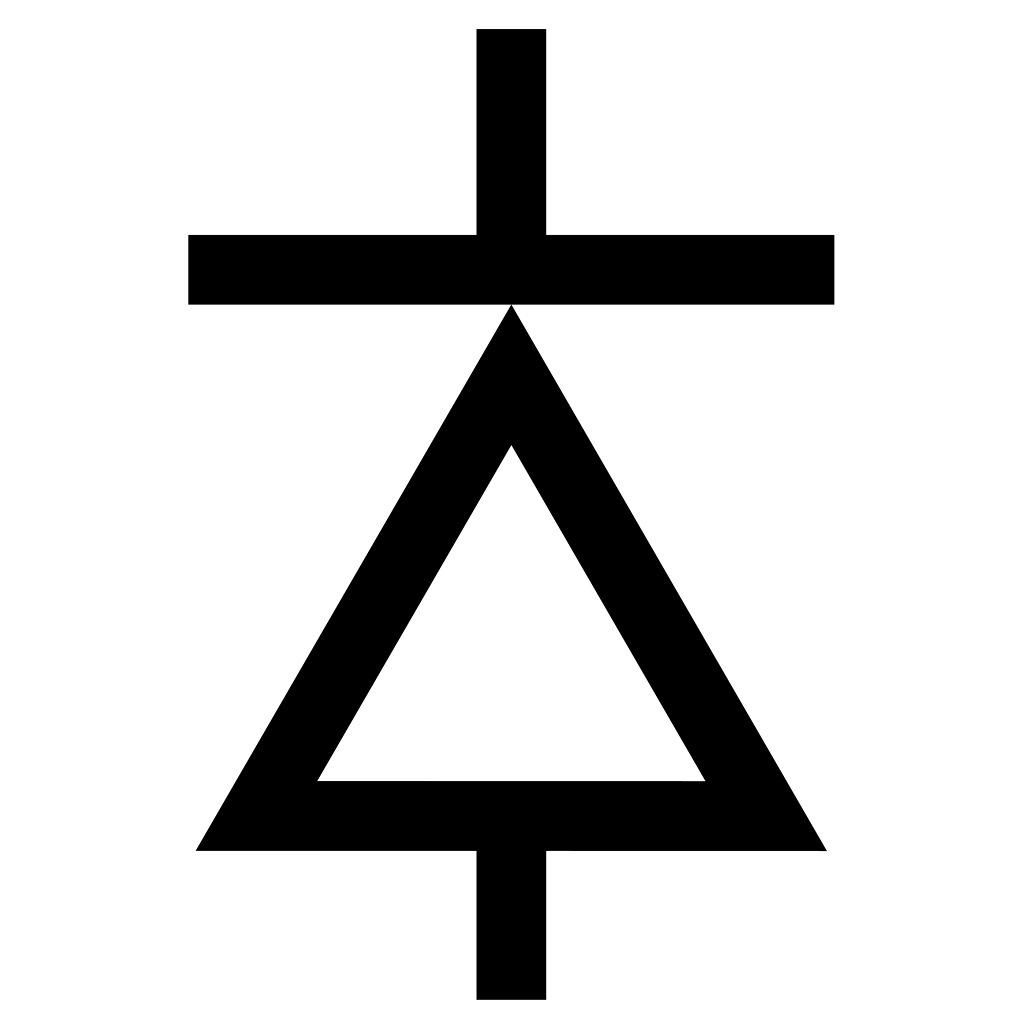 zener diode schematic symbol clipart best