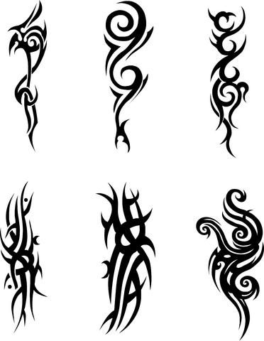 flower foot tattoos pictures warrior guardian angel tattoo tribal designs images. Black Bedroom Furniture Sets. Home Design Ideas