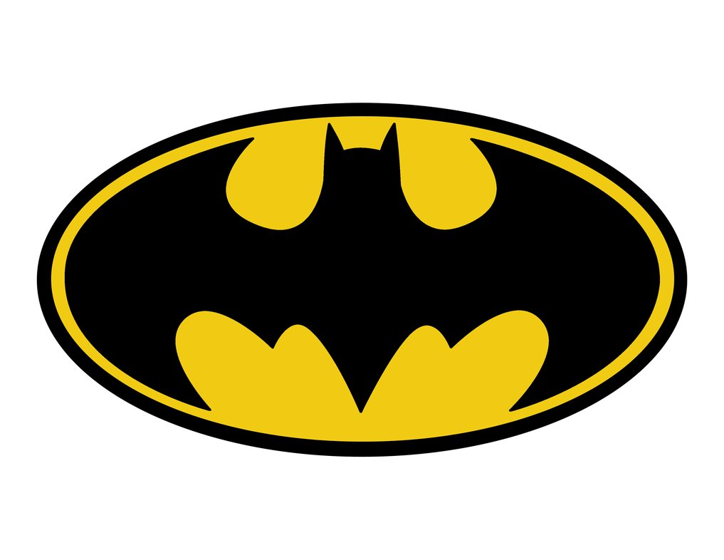 How to draw batman logo clipart best Batman symbol
