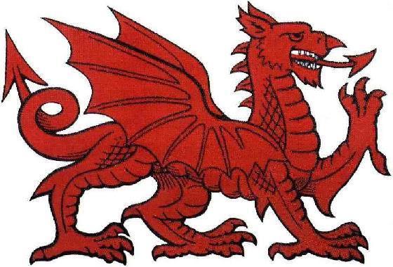 Welsh Dragon Tattoos For Men - ClipArt Best - ClipArt Best