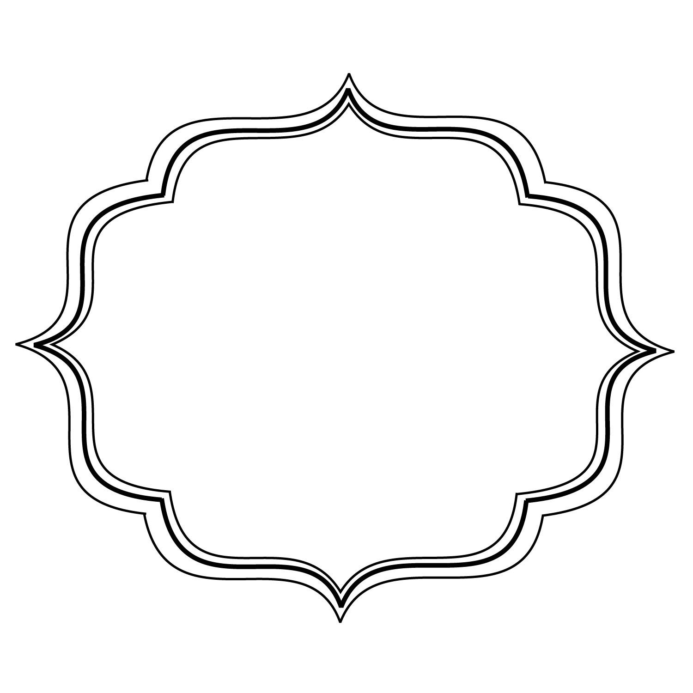 Fancy Frames Clip Art - ClipArt Best