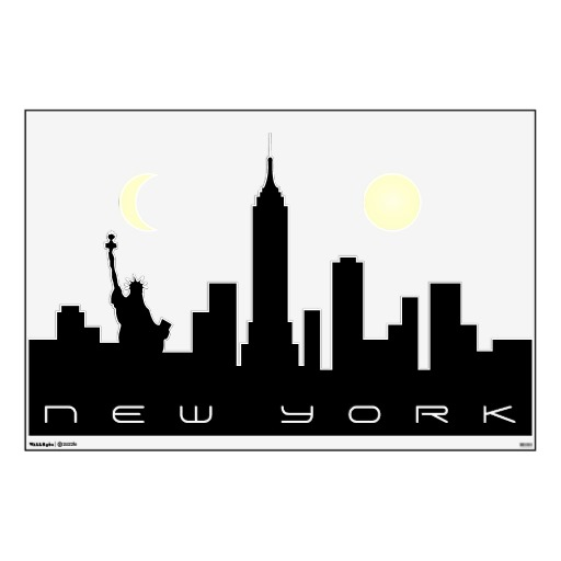 new york city clipart skyline - photo #9