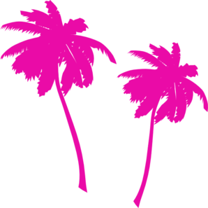 Vector Palm Trees clip art - vector clip art online, royalty free ...