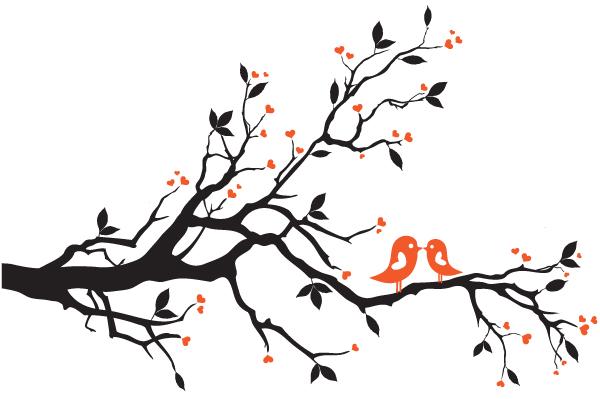 Love Bird Graphic - ClipArt Best
