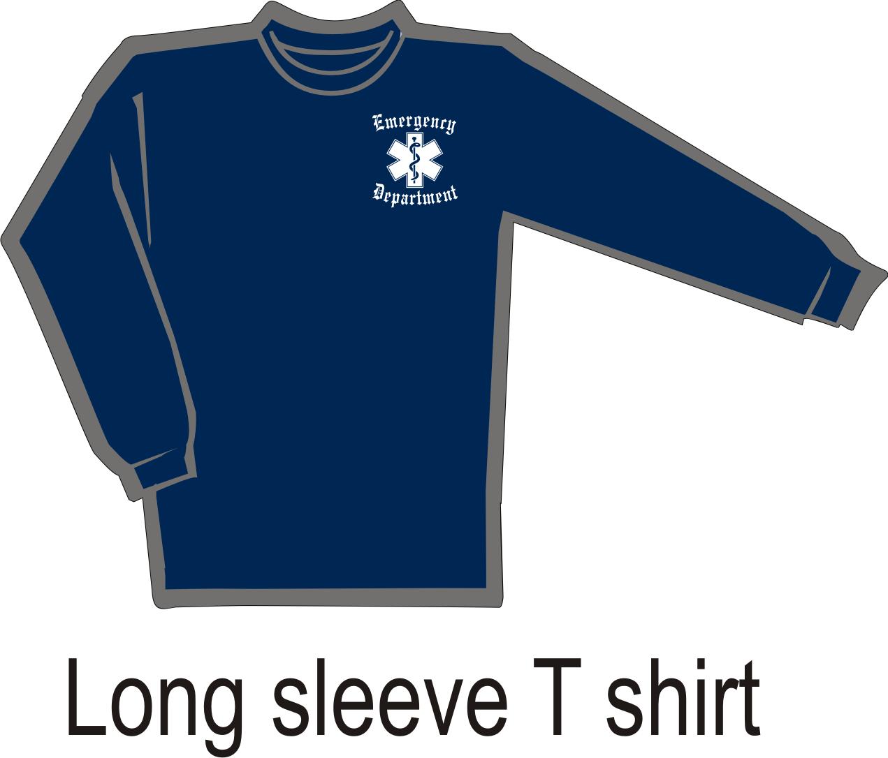Long Sleeve Shirt Vector Template Template Long Sleeve t Shirt