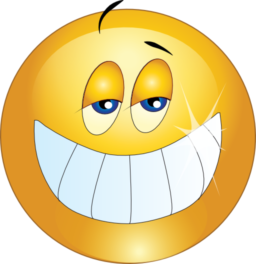 Big Smile Smiley Emoticon Clipart Royalty Free ...