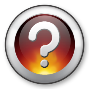 Hot Question Mark | Free Images - vector clip art ...