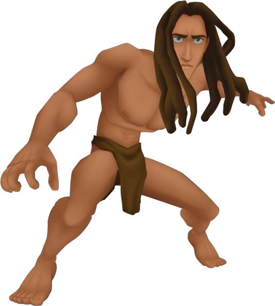 Disney Character Design Tarzan : Tarzan character disney wiki clipart best