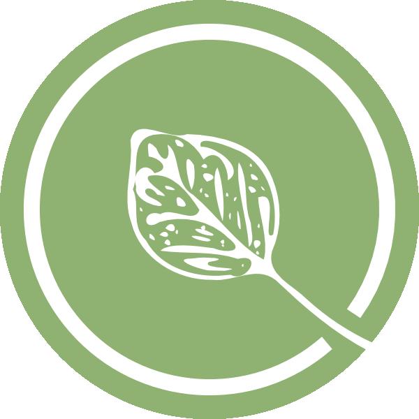 Leaf Symbol clip art - vector clip art online, royalty free ...
