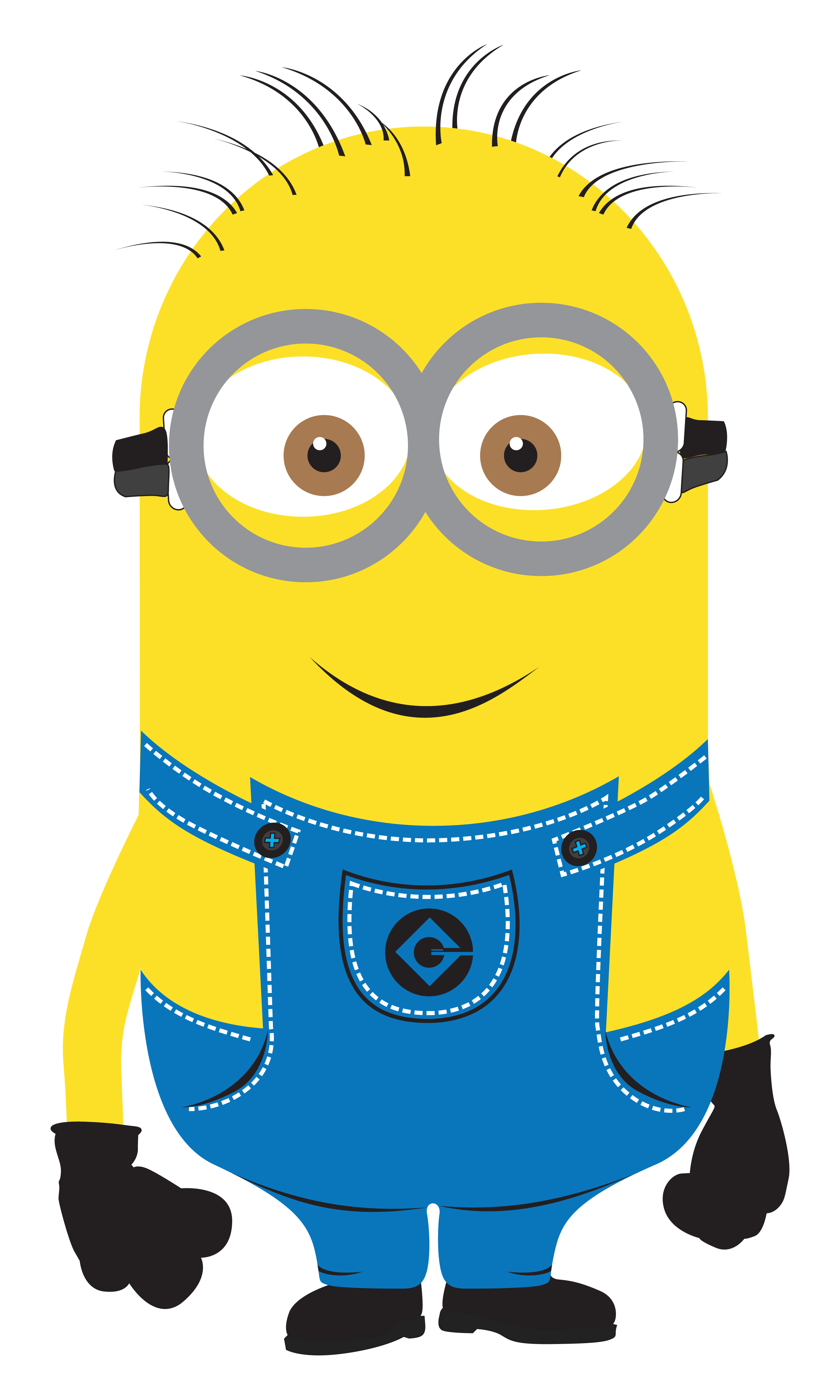 Despicable me minions clipart best for Minion clothespins