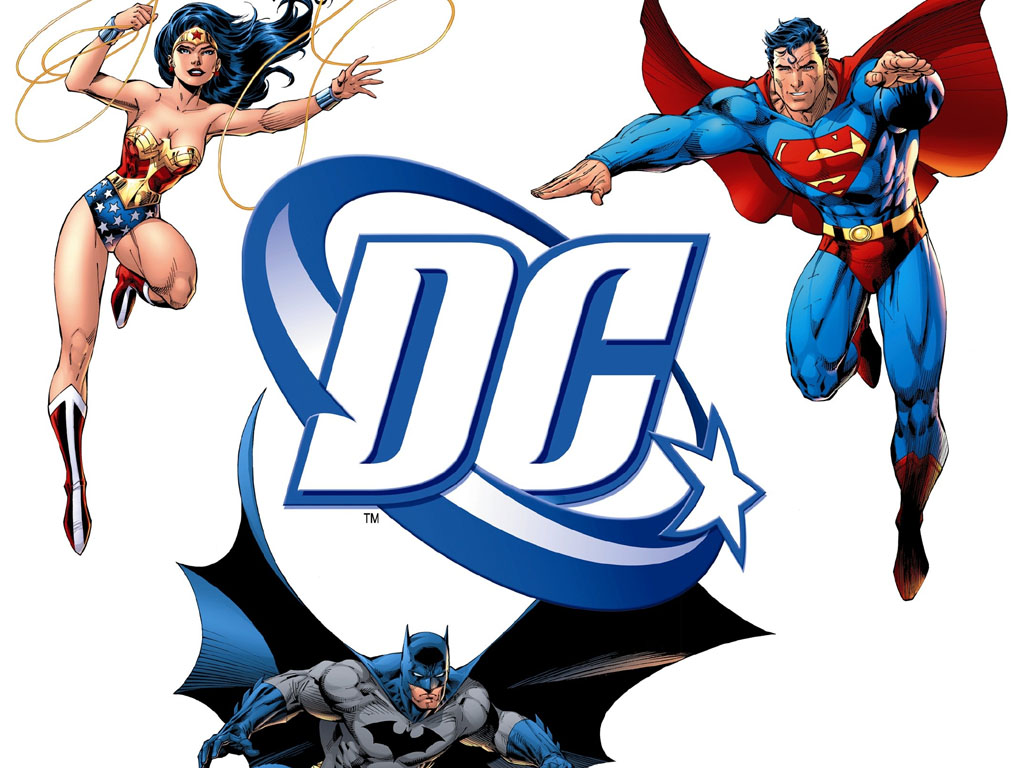 Superman Logo DC Comics - ClipArt Best