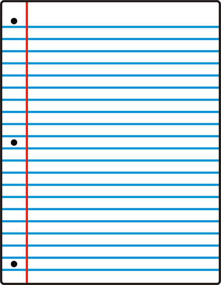 Lined Paper ClipArt Best – Microsoft Word Lined Paper
