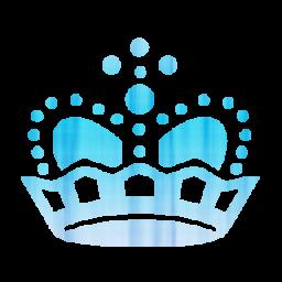 Blue Crown Png Clipart Best