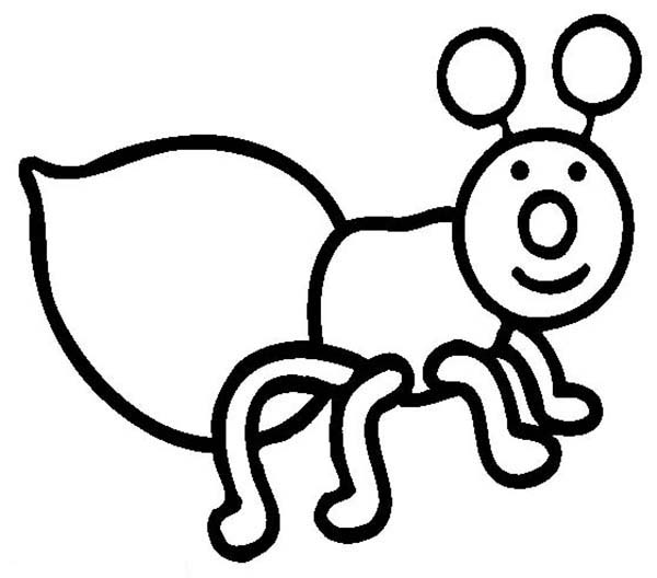 Lightning Bug Coloring Pages - ClipArt Best