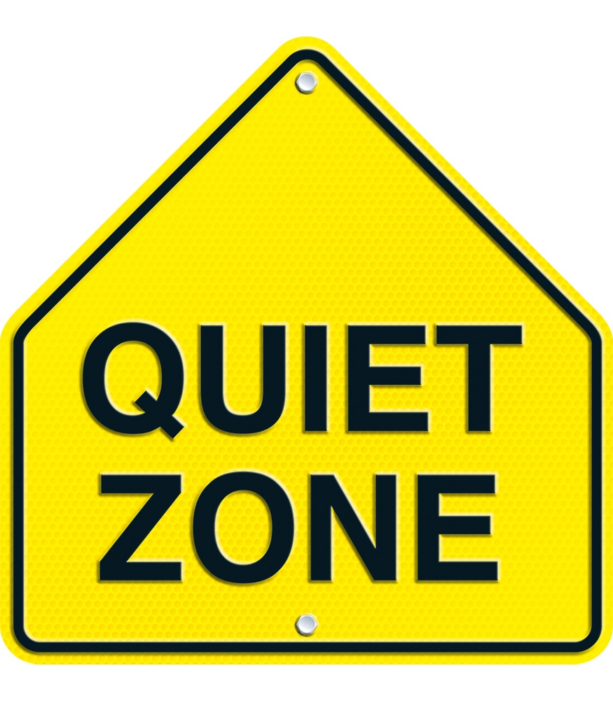 Testing Quiet Please Sign - ClipArt Best
