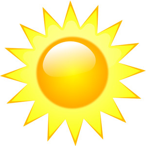 The Sun Clipart ... Clipart Sun Rays; Clipart Of The ...