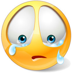 happy face crying clipart best
