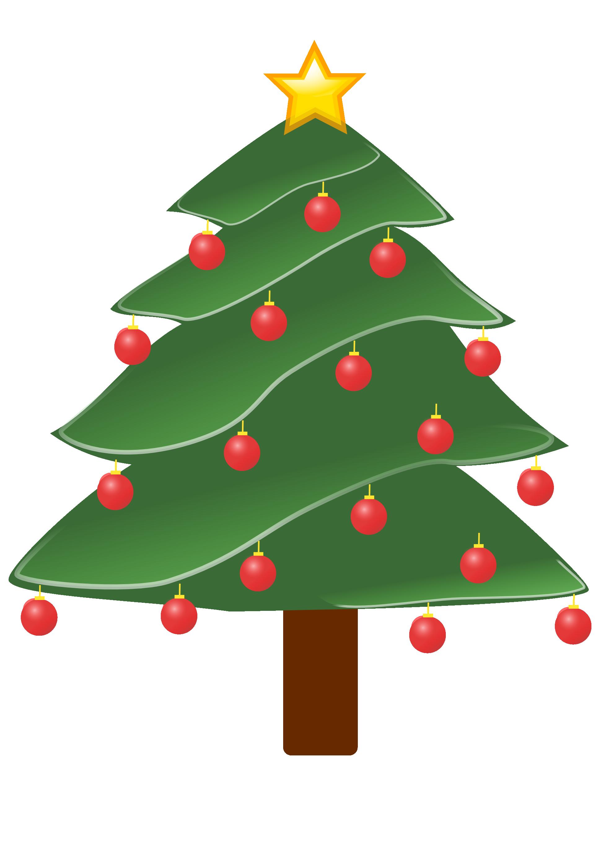 ... Christmas Xmas Tree Peace Symbol ... - ClipArt Best - ClipArt Best