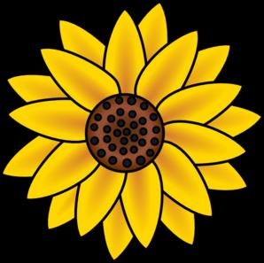 Gambar Cartoon Bunga Matahari Clipart Best