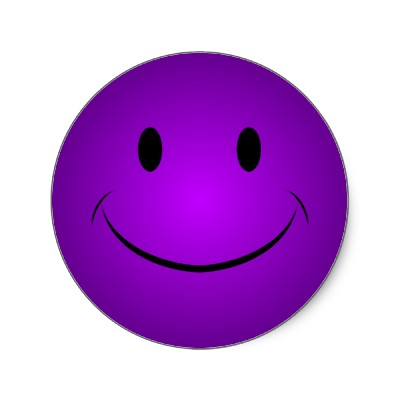 Backgrounds For > Purple Smiley Wallpaper: www.clipartbest.com/purple-smailey-face