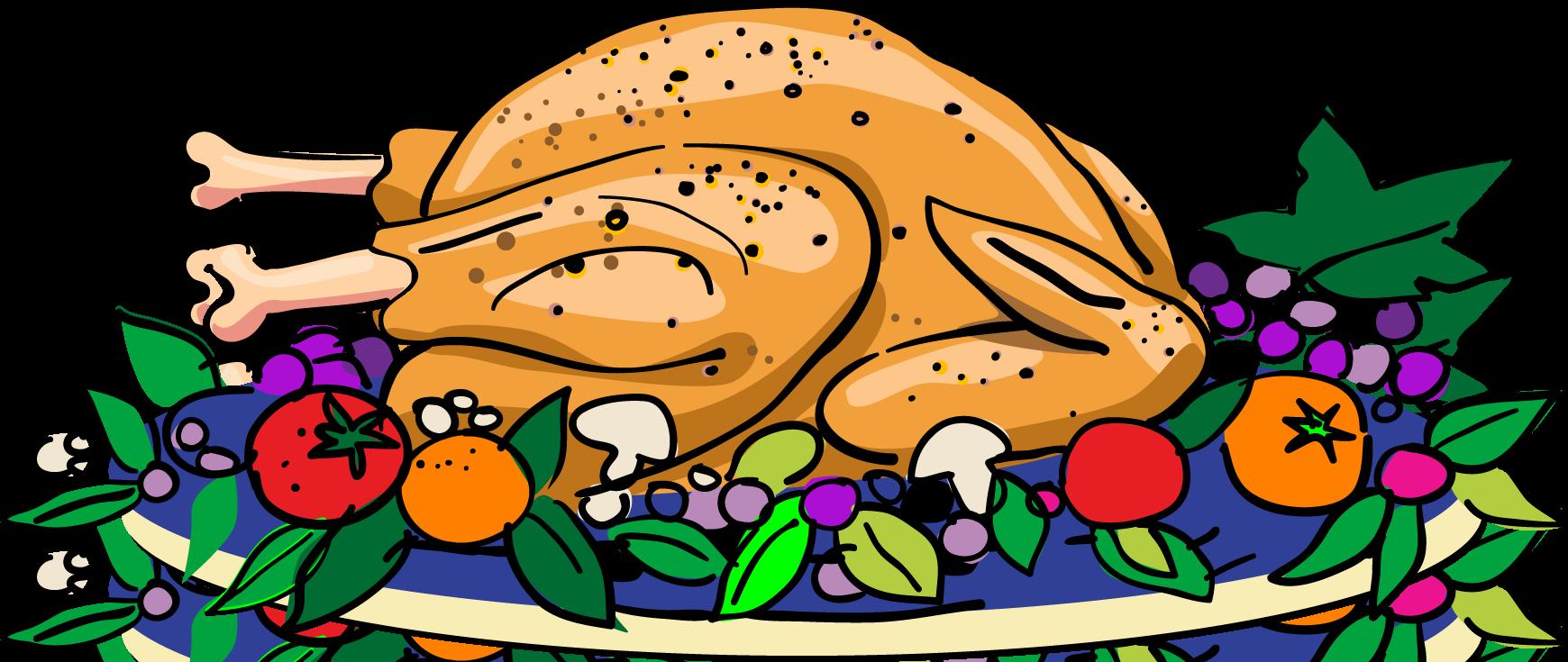 Cartoon Cooked Turkey - ClipArt Best