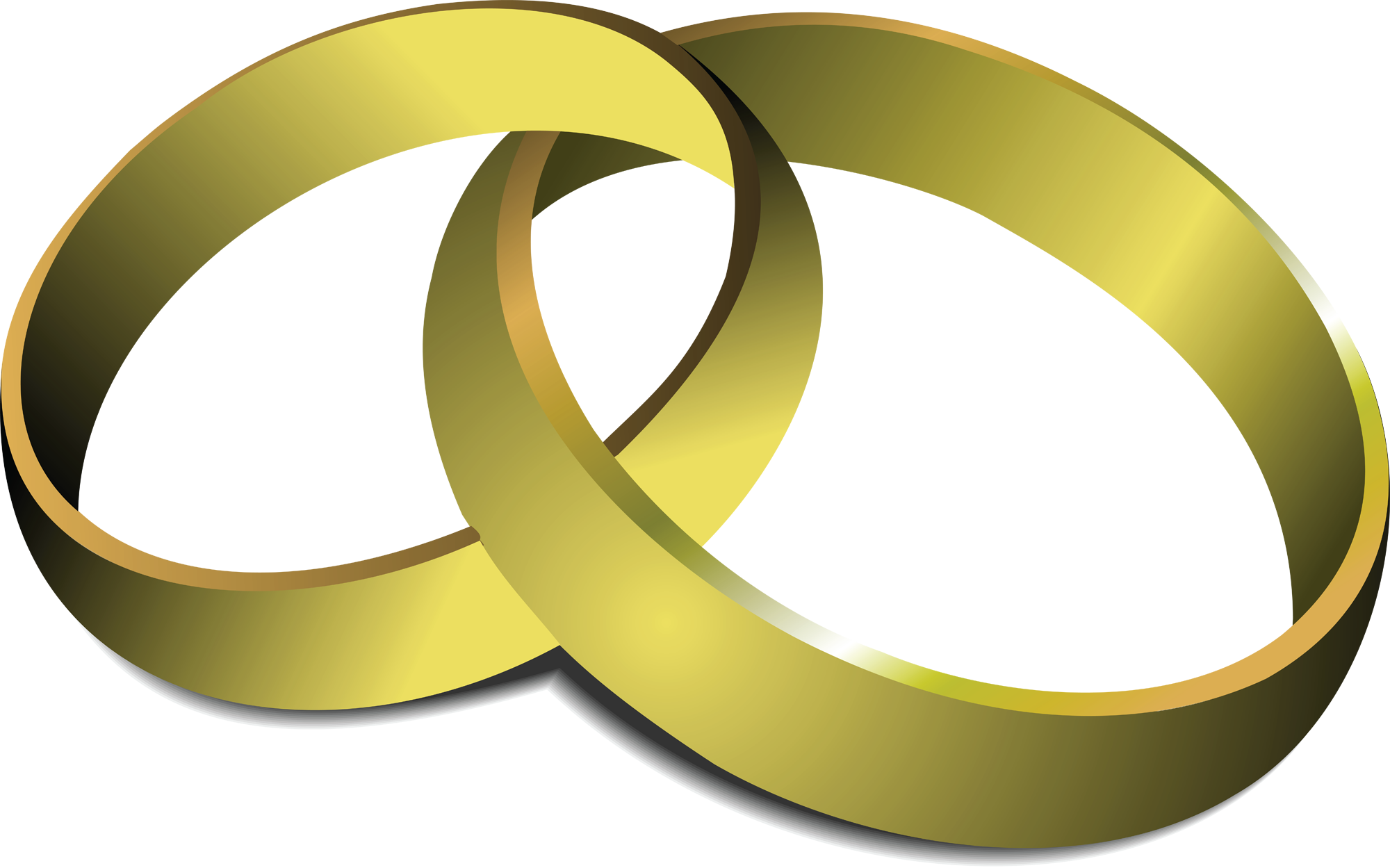 wedding rings clipart - photo #18