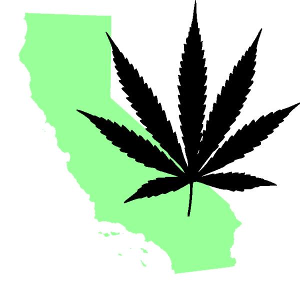 marijuana leaf stencil clipart best
