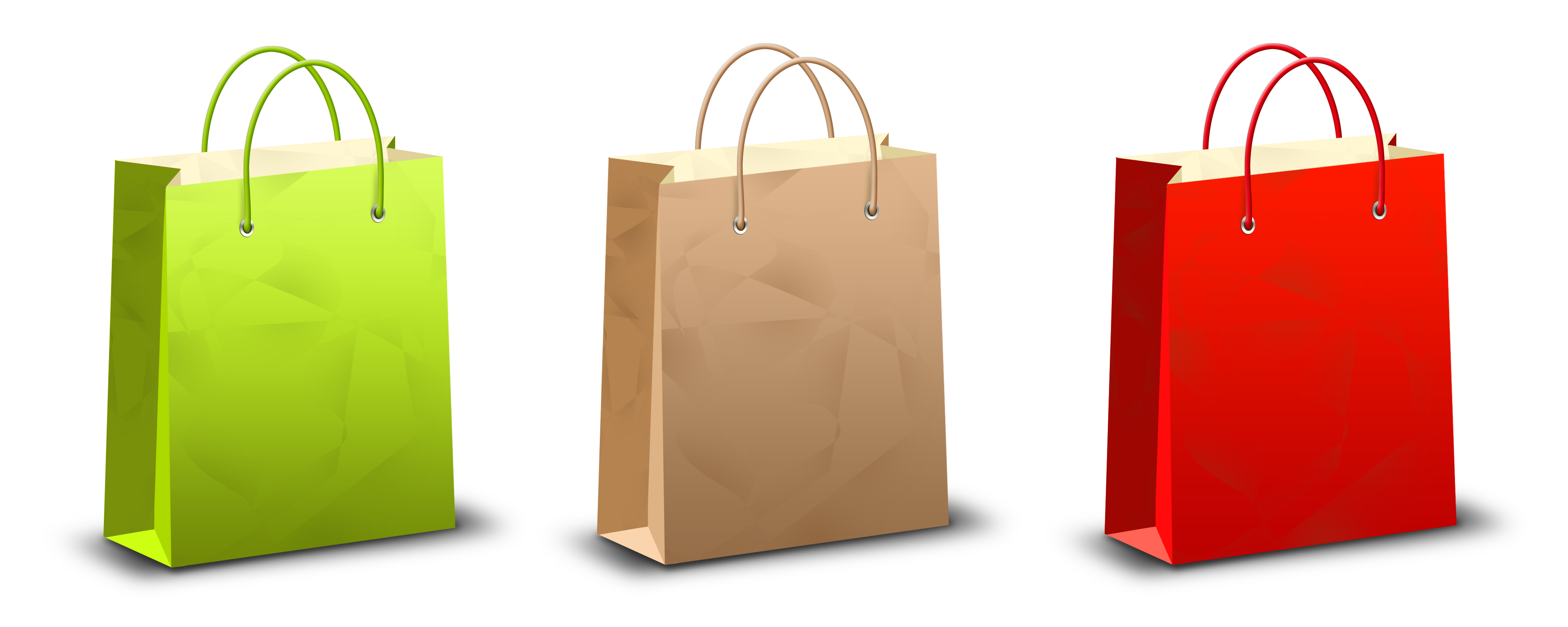 Bag Shopping - ClipArt Best