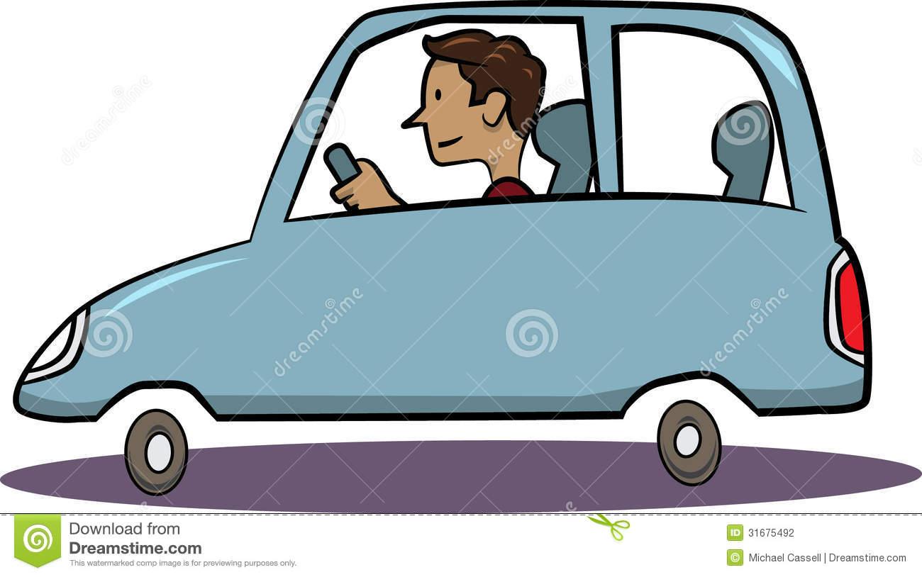 Car Cartoons Cartoon Driving Car Frees That