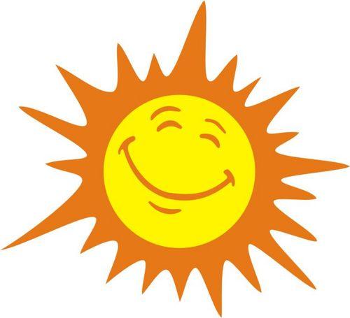 Sun For Kids - ClipArt Best