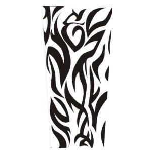 Amazon.com : Efivs Arts D40-mold Simple Tribal Pattern Fake Tattoo ...