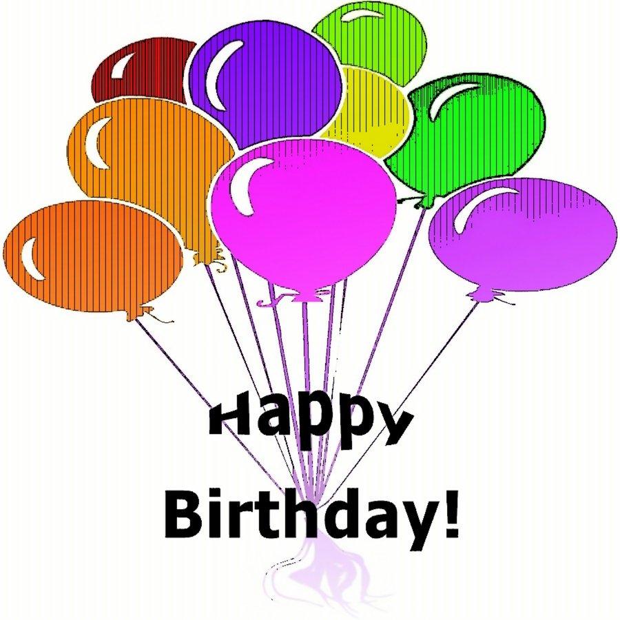 Clip Art Happy Birthday Pictures