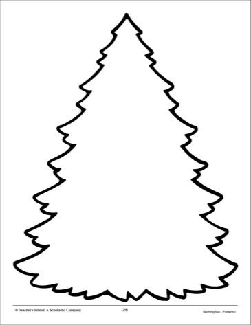 Tree Pattern - ClipArt Best