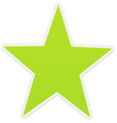 Green Star Designs - ClipArt Best