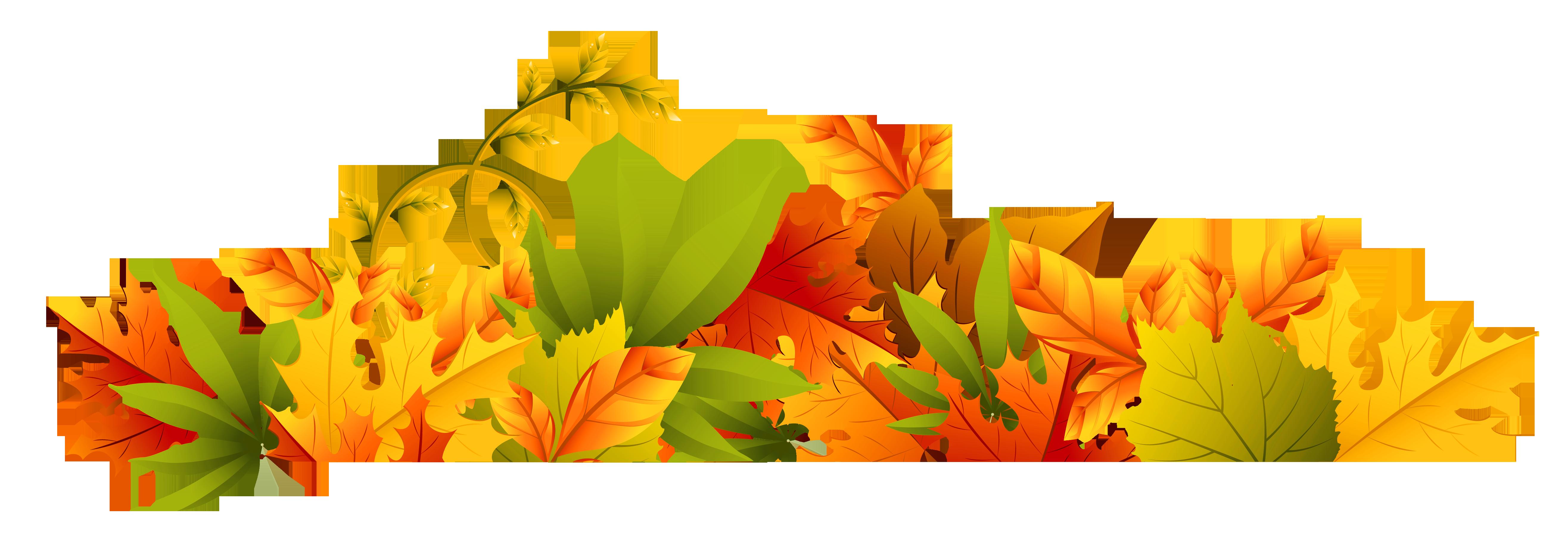 Картинки осень в пнг