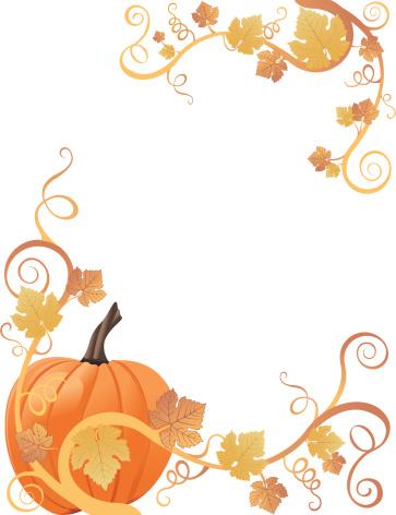 pumpkin border clip art clipart best Free Victorian Clip Art Borders Free Printable Borders Clip Art