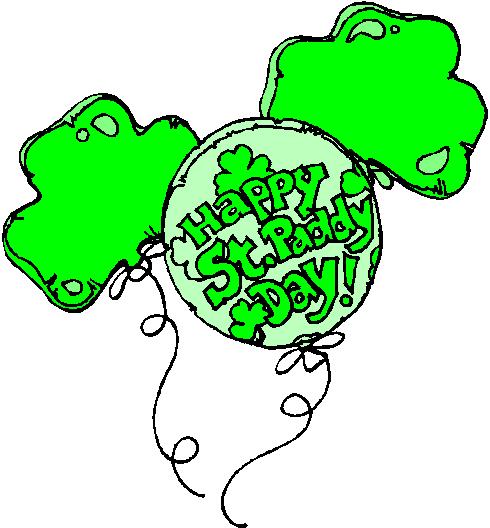 free animated clipart st patricks day - photo #5