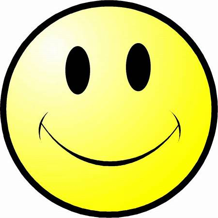 Happy Face Emoticons - ClipArt Best