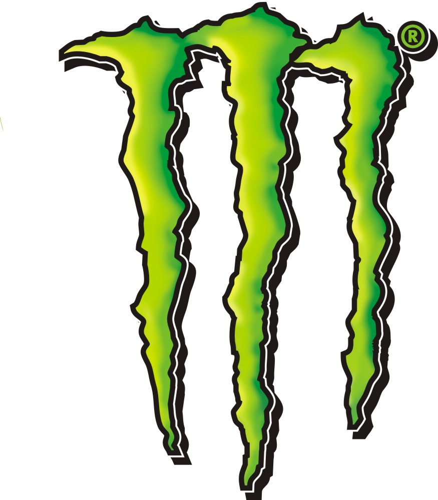 Monster Logo Outline Clipart Best