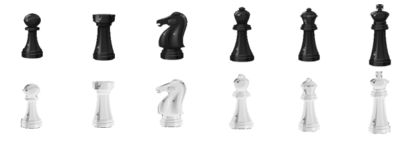 Picture Of Chess Pieces - ClipArt Best