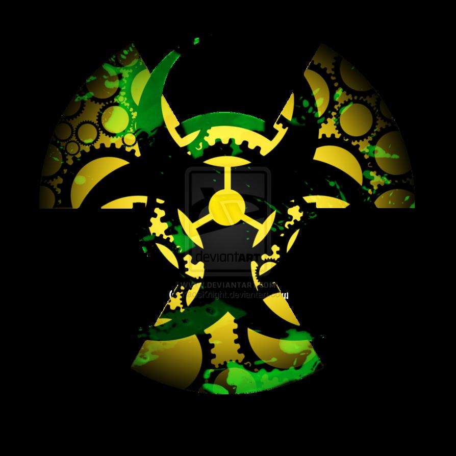 Radioactive Logo Famous Logos Decals ClipArt Best