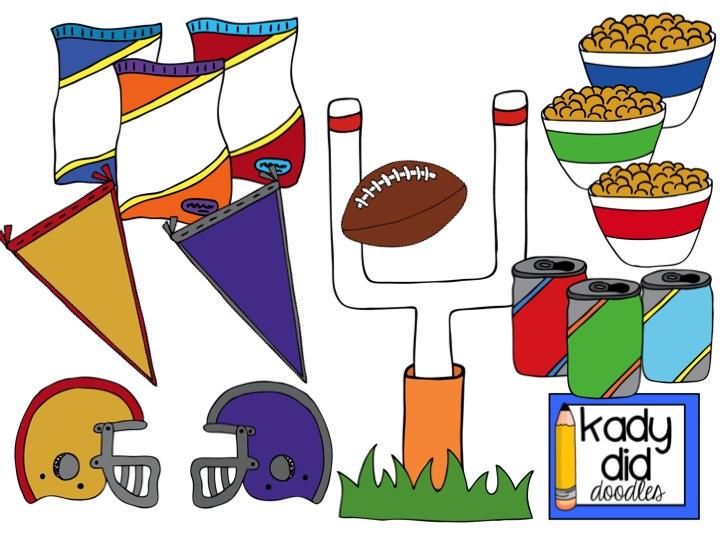 Super Bowl Clip Art Free - ClipArt Best