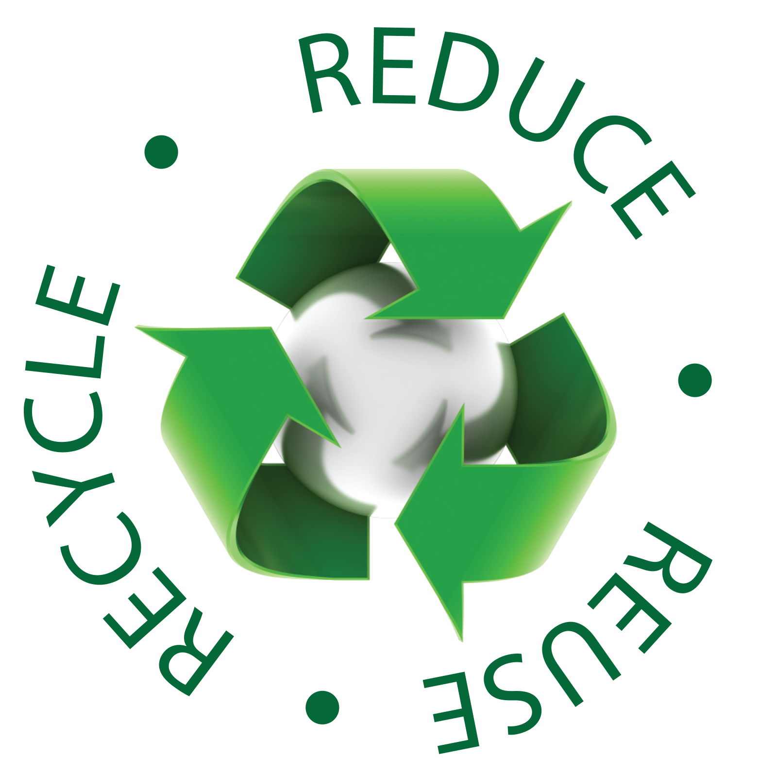 Reduce Reuse Recycle Clipart - ClipArt Best